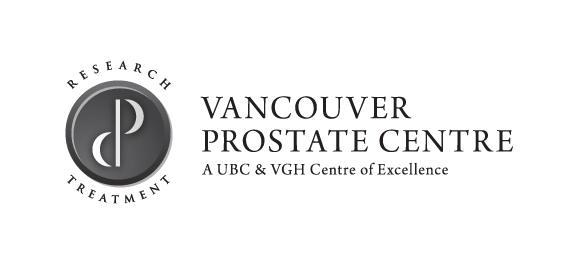 Vancouver General Hospital Prostate Cancer Research Logo